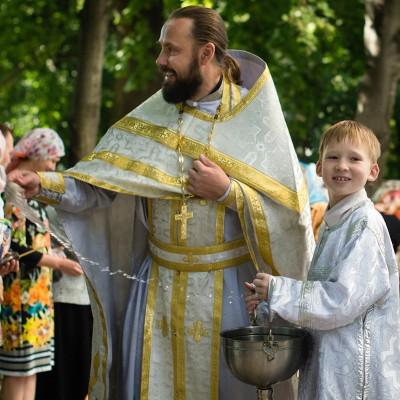 Преображение Господне и праздничное освящение нового урожая_11_s
