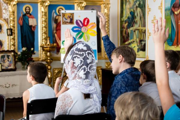 Открытие детской Воскресной школы_2015_28